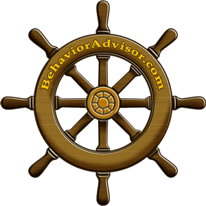 Ship's wheel.  Behavioradvisor.com